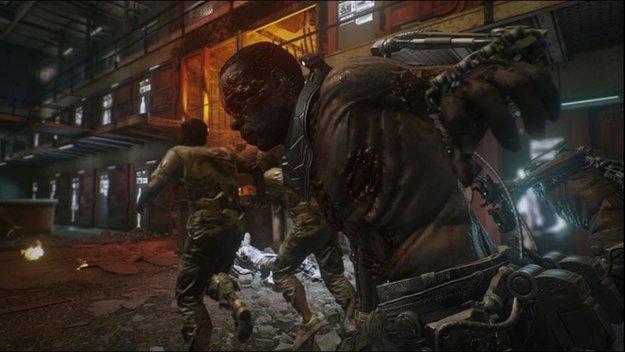 Call of Duty - Advanced Warfare: Absurder Trailer über den KillCamerman