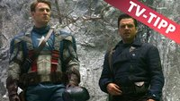 Captain America im Stream online & im TV: Heute bei Pro7