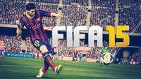 Fifa 15: Das in Deutschland meistverkaufte Spiel 2014