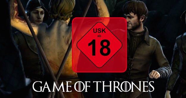 """Game Of Thrones: Episode 2 erhält """"ab 18"""" Freigabe von der USK"""