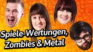 GIGA InTeam: Spiele-Wertungen, Zombies & Metal