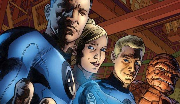 The Fantastic Four müssen zum Nachdreh