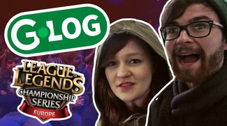 G-Log Reloaded: Kristin und Niklas beim LoL-Event!