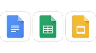 Google: iOS-Updates für Docs, Präsentationen und Tabellen