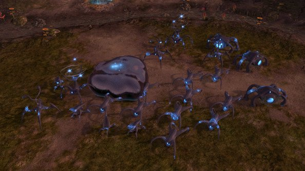 Grey Goo: Trailer zum Soundtrack des StarCraft-Konkurrenten