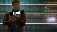 Guardians of the Galaxy: Brachiales Remix Musik-Video