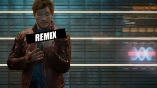Guardians of the Galaxy: Brachiales Remix Musik-Video