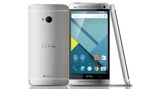 HTC One (M7): Android 5.0 und Sense 6.0 im kurzen Video gesichtet