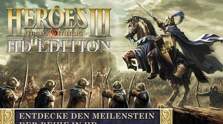 Heroes of Might & Magic III HD: Strategiespiel-Klassiker für Android erschienen