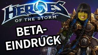 Heroes of the Storm: MOBA für Anfänger? Unser Beta-Eindruck!