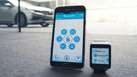 Hyundai Blue Link: Android Wear-App startet Auto vom Handgelenk [CES 2015]