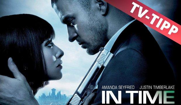 In Time - Deine Zeit läuft ab im Stream online & im TV: Heute auf Pro7