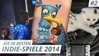 Unbedingt nachholen: Die 40 besten Indie-Spiele 2014 (Teil 2)