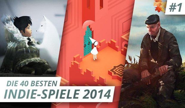 Unbedingt nachholen: Die 40 besten Indie-Spiele 2014 (Teil 1)