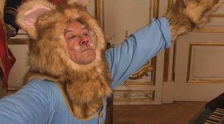 Kevin Spacey mutiert zu einer Katze und bekommt Nine Lives