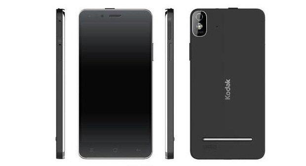 Kodak IM5: Foto-Unternehmen stellt erstes Smartphone vor [CES 2015]
