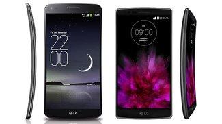 LG G Flex vs. G Flex 2: Technische Daten im Vergleich