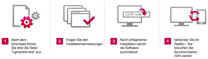 LG-PC-Suite-installieren