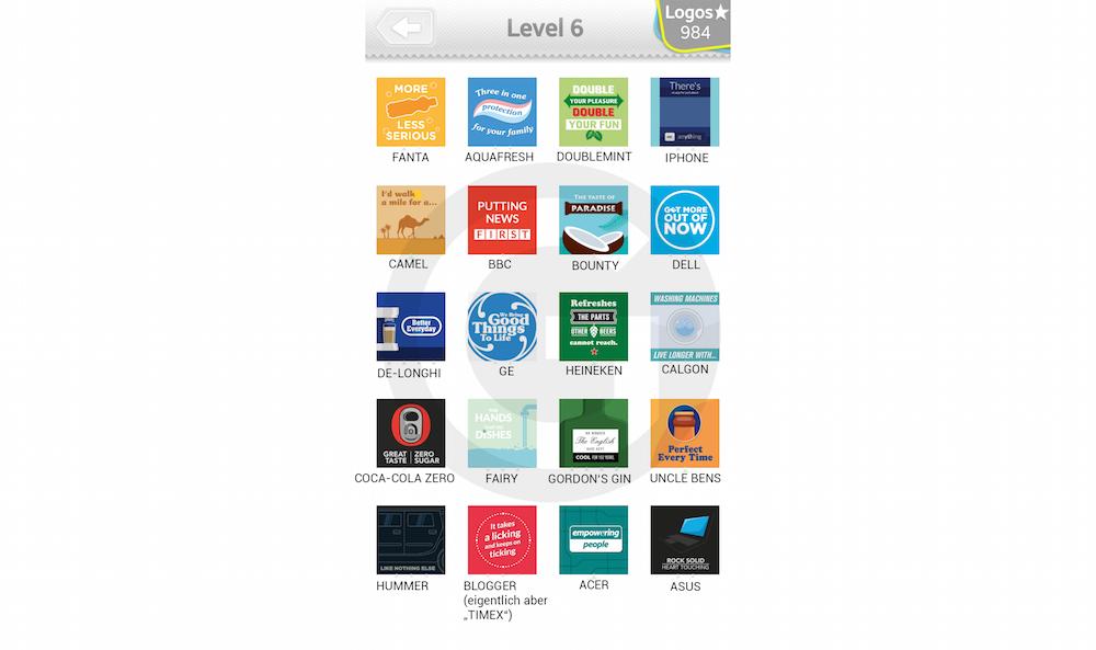 logos quiz lösung level 8
