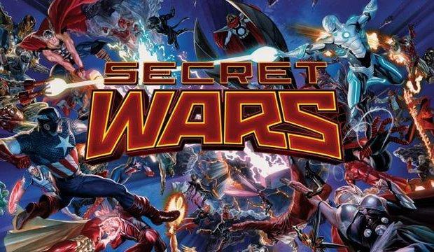 News der Woche: Neustart vom Marvel-Comic-Universum