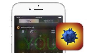 Minesweeper: Widget-Edition für iPhone, iPad & iPod touch