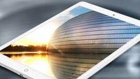 Onda V919 3G Air: iPad Air-Klon aus China bootet Android und Windows