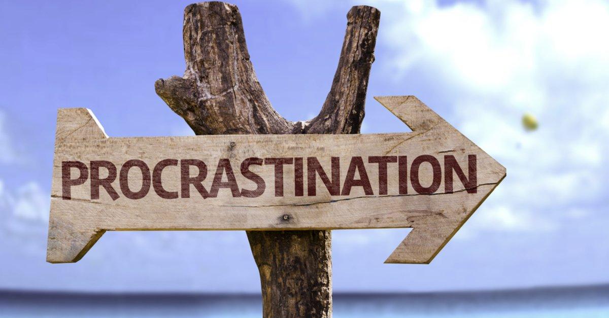prokrastination was ist das und was kann man gegen die aufschieberitis tun giga. Black Bedroom Furniture Sets. Home Design Ideas