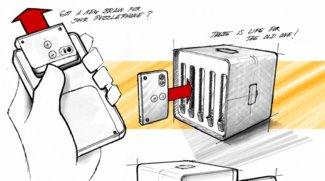 PuzzleCluster: Der Supercomputer aus modularen Smartphone-Bauteilen [Konzept]