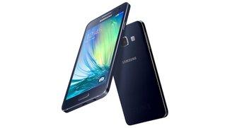 Samsung Galaxy A3 im Unboxing-Video