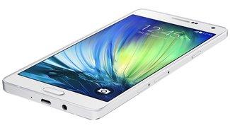 Samsung Galaxy A7: 5,5 Zoll-Phablet mit 6,3 mm-Unibody-Gehäuse enthüllt