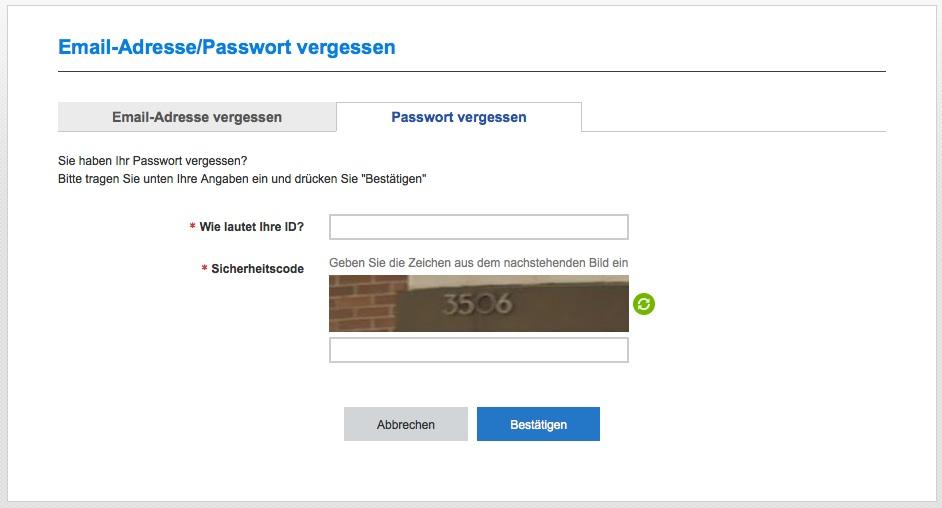 facebook konto löschen ohne passwort