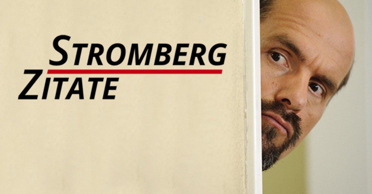 Stromberg Zitat