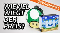 Gewinne eine Wii U: Wie schwer ist der Rucksack von Captain Toad?