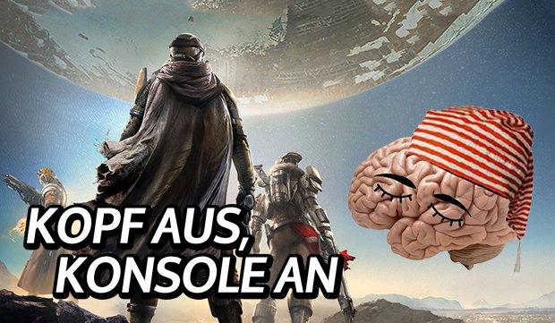 Kopf aus, Konsole an: Warum stumpfe Spiele Balsam für mein Hirn sind