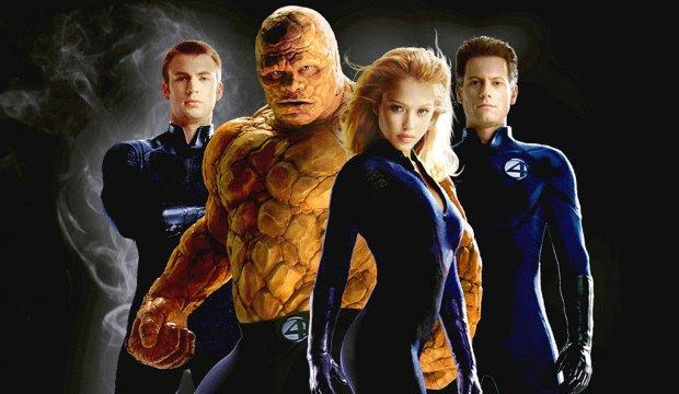 The Fantastic Four: Erste Bilder & Infos zum ersten Trailer