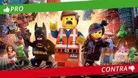 Pro & Contra: Lego Movie und der Oscar