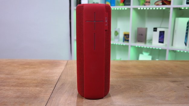 Bluetooth-Lautsprecher UE Megaboom im Test: Laut, wasserdicht und schick