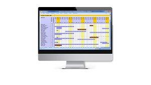 Urlaubsplaner für Excel und OpenOffice