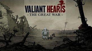 Valiant Hearts - The Great War: Test zum Comic-Adventure im 1. Weltkrieg
