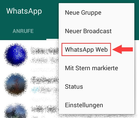WhatsApp Laptop WhatsApp Web