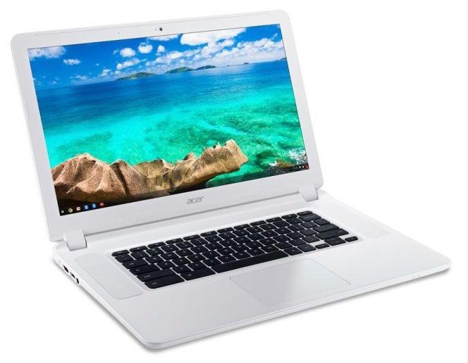Acer Chromebook 15: Großes Chrome OS-Netbook und 13-Zoller mit Touchscreen vorgestellt [CES 2015]