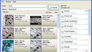 Album Art Downloader XUI