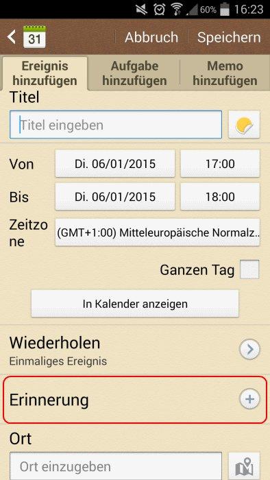 android-kalender-erinnerung