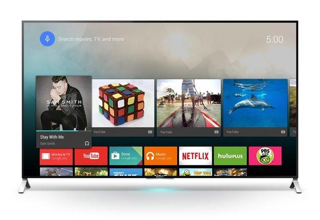 Android TV: Sony, Sharp und weitere Hersteller kündigen Smart TVs &amp&#x3B; Set-Top-Boxen an [CES 2015]