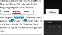 Android: Wo ist die Zwischenablage? Wie leeren?
