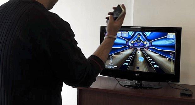 iPhone-Spiel bringt Wii-Gefühl auf Apple TV