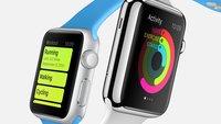Apple Watch: Erste Infos zur Akkulaufzeit