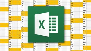Arbeitszeiterfassung für Excel und OpenOffice (Vorlage) Download