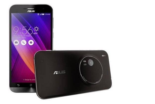 ASUS ZenFone Zoom: Kamera-Smartphone mit optischem Zoom vorgestellt [CES 2015]