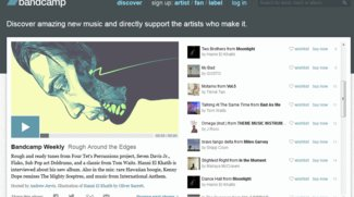 Bandcamp: Musik online kostenlos hören, streamen, herunterladen und kaufen